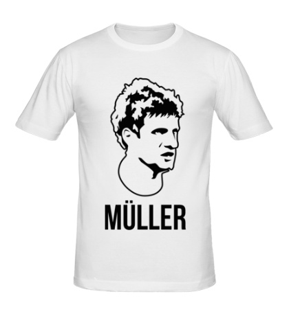 Мужская футболка Muller