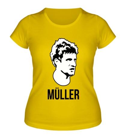 Женская футболка Muller