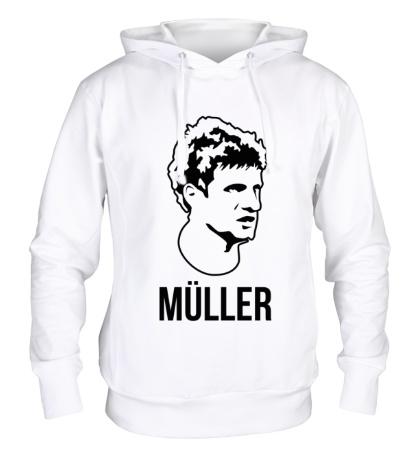 Толстовка с капюшоном Muller