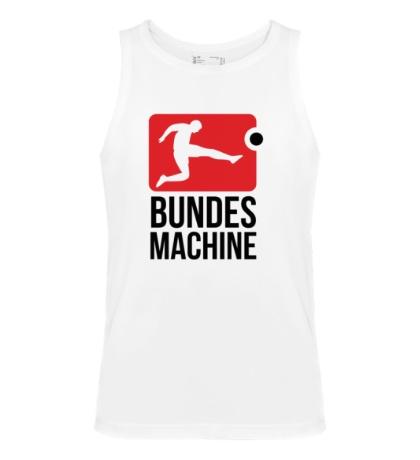 Мужская майка Bundes machine football