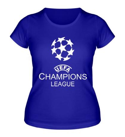 Женская футболка UEFA Champions League