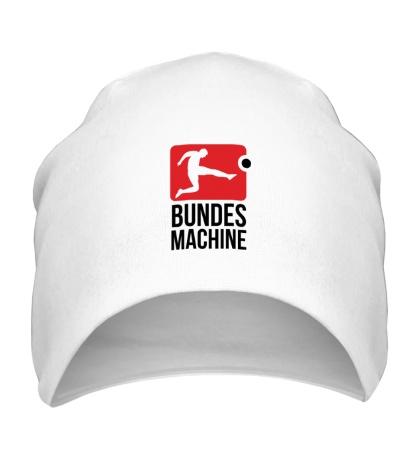 Шапка Bundes machine football