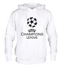 Толстовка с капюшоном UEFA Champions League
