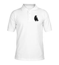 Рубашка поло Черный ворон
