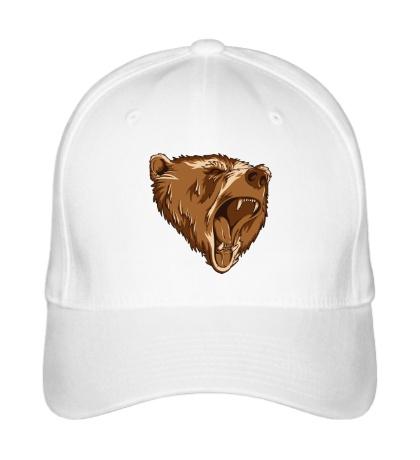 Бейсболка Разъяренный медведь