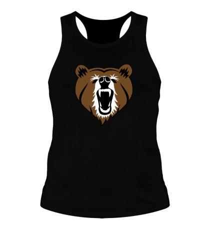Мужская борцовка Бурый медведь