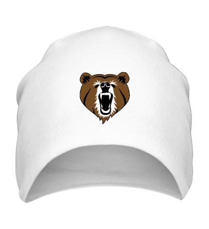 Шапка Бурый медведь