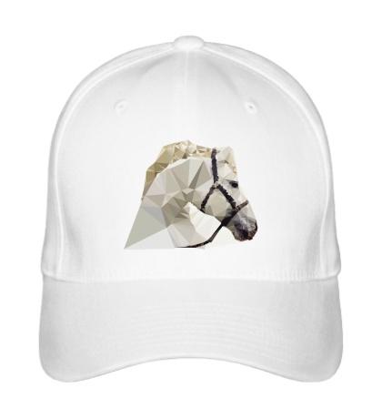 Бейсболка Абстрактная голова коня