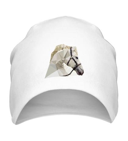 Шапка Абстрактная голова коня