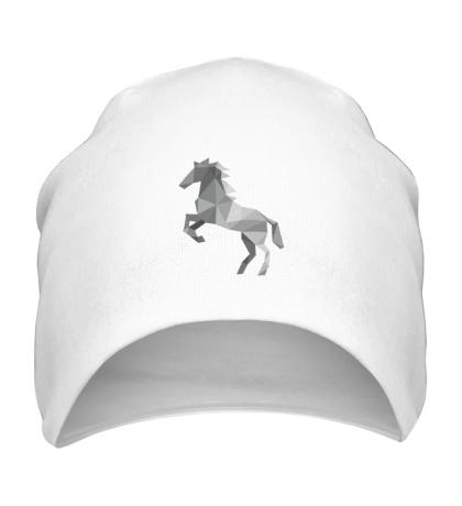 Шапка Абстрактный конь