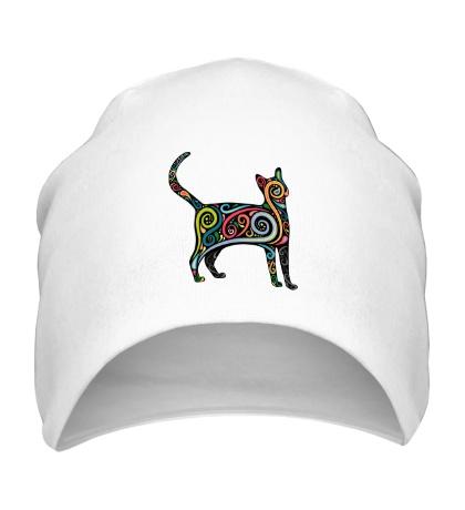 Шапка Декоративный кот