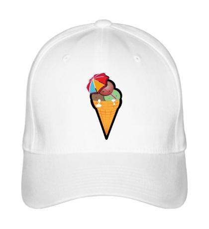 Бейсболка Мороженое