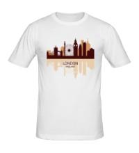 Мужская футболка London, England