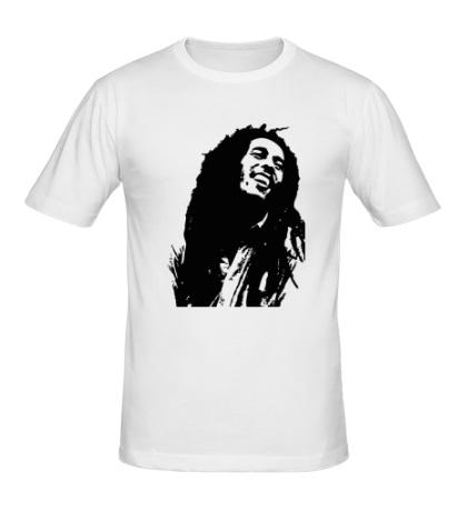 Мужская футболка Bob Marley