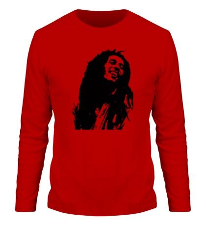 Мужской лонгслив Bob Marley