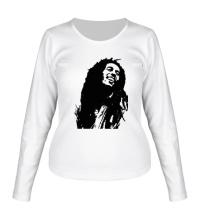 Женский лонгслив Bob Marley