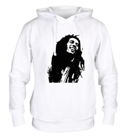 Толстовка с капюшоном Bob Marley