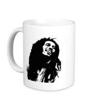 Керамическая кружка Bob Marley