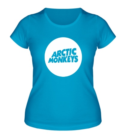 Женская футболка Arctic Monkeys