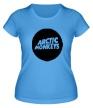Женская футболка «Arctic Monkeys» - Фото 1
