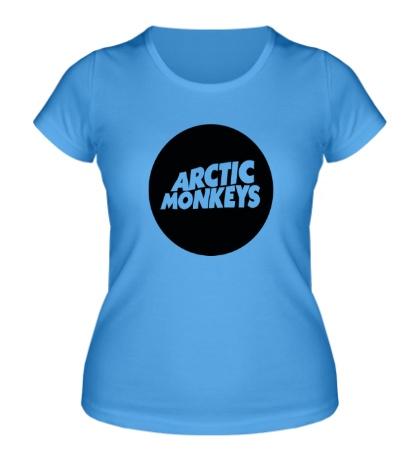 Женская футболка «Arctic Monkeys»