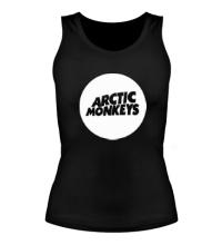Женская майка Arctic Monkeys