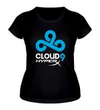 Женская футболка Cloud 9: HyperX