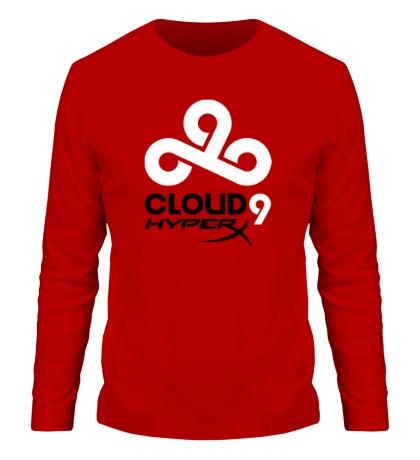 Мужской лонгслив Cloud 9: HyperX