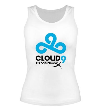 Женская майка Cloud 9: HyperX