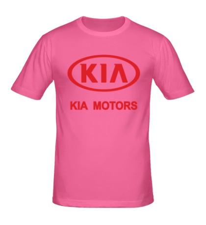 Мужская футболка KIA Motors