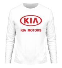 Мужской лонгслив KIA Motors