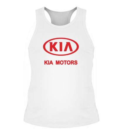 Мужская борцовка KIA Motors