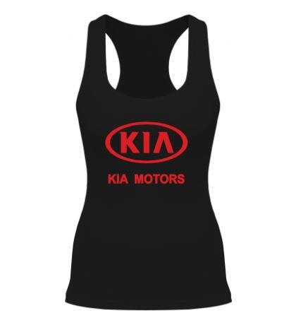 Женская борцовка KIA Motors