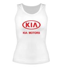 Женская майка KIA Motors