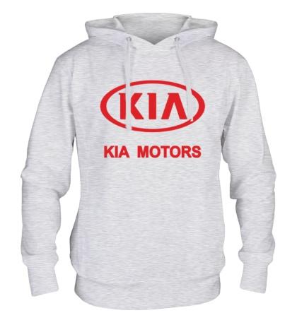 Толстовка с капюшоном KIA Motors