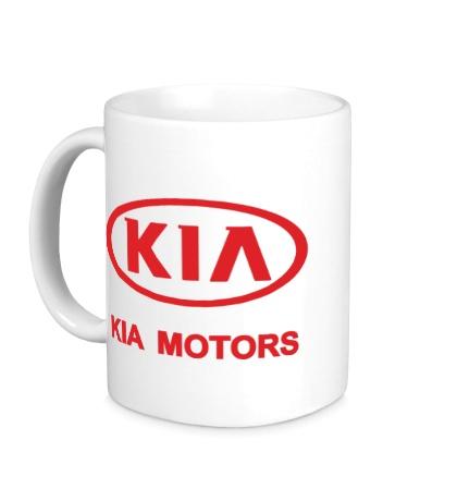 Керамическая кружка KIA Motors