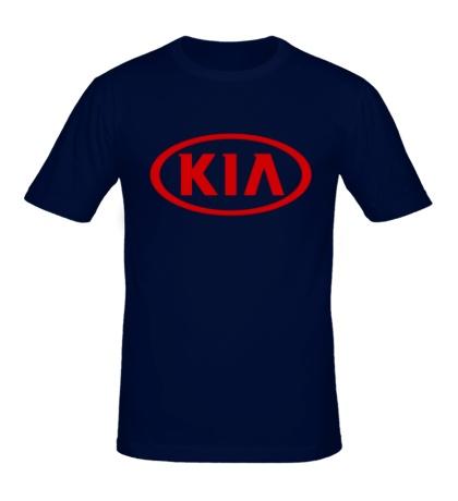 Мужская футболка Kia