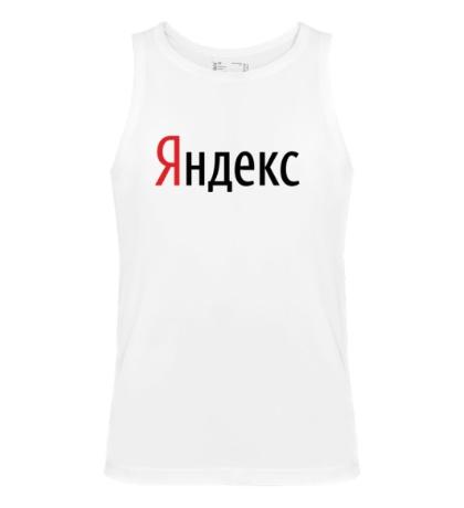 Мужская майка Яндекс