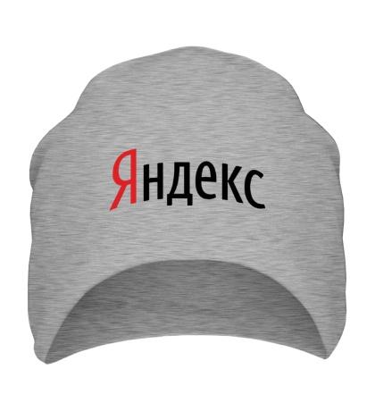 Шапка Яндекс