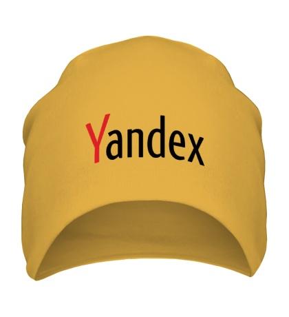 Шапка Yandex