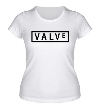 Женская футболка Valve