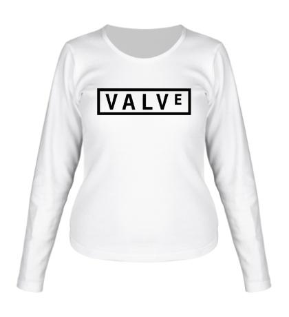 Женский лонгслив Valve