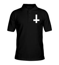 Рубашка поло Крест атеиста