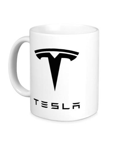 Керамическая кружка Tesla