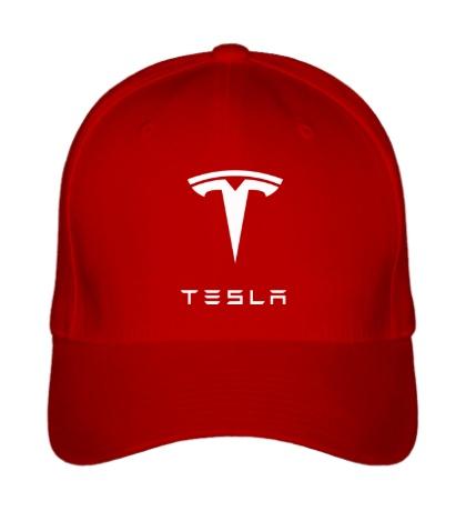 Бейсболка Tesla
