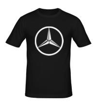 Мужская футболка Mercedes Mark