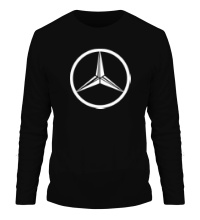 Мужской лонгслив Mercedes Mark