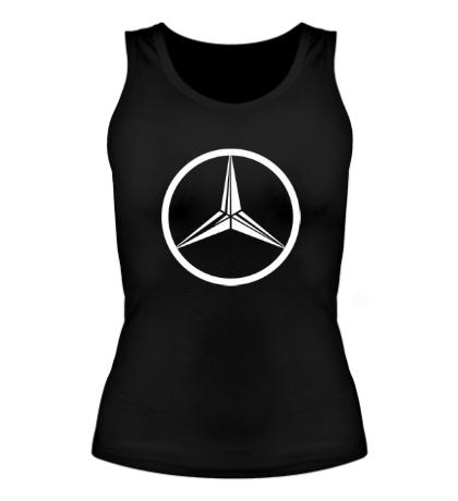 Женская майка Mercedes Mark