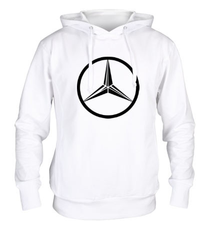 Толстовка с капюшоном Mercedes Mark