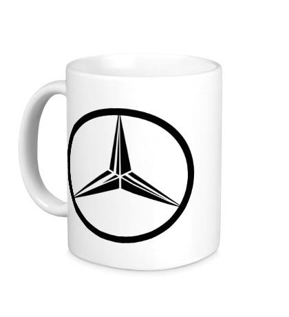 Керамическая кружка Mercedes Mark
